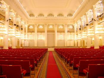 Колонный зал Дома союзов. Фото: С сайта domsojuzov.ru