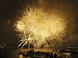 Празднование Нового Года в Цюрихе. Фото: С сайта xage.ru