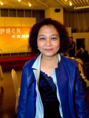 Чан Синьчи, вокалистка, тренирующаяся в Италии и исповедующая буддизм. Фото по ссылке http://www.theepochtimes.com/n2/content/view/12908/: Тан Бинь/ Великая Эпоха