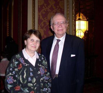 Сергей Хрущев, сын бывшего Председателя Совета министров СССР Никиты Хрущева, профессор университета