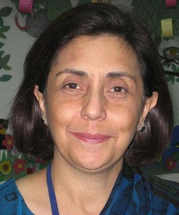Надира Тарик, 58 лет, учительница. Фото: Великая Эпоха