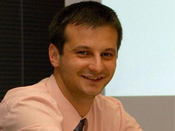 Адриан Лайтин, 30 лет, информатик. Фото: Великая Эпоха
