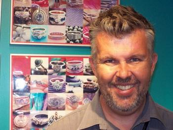 Стефен Дибб, ювелир-дизайнер. Фото: Великая Эпоха