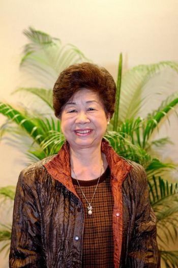 Госпожа Хоу, президент международного банка. Фото: Юань Ли /Великая Эпоха