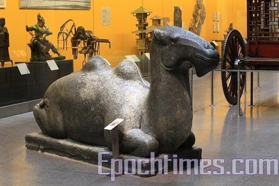 Каменный верблюд.фото : Вэликая Эпоха