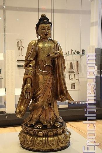 Статуя Будды. фото: Великая Эпоха