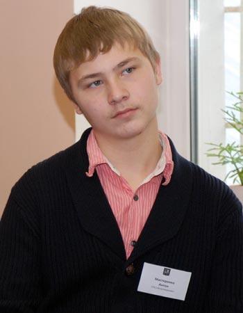 Антон Мастеренко, 17 лет, 2 место, СРЦ для несовершеннолетних «Возрождение» СВО Москвы: «Когда я вырасту, у меня будет мальчик или девочка, а, впрочем, все равно, потому что каждый ребенок по-своему прекрасен и уникален!»