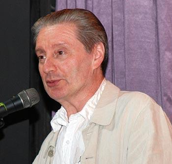 Актёр театра и кино, режиссёр, литератор Вениамин Смехов: