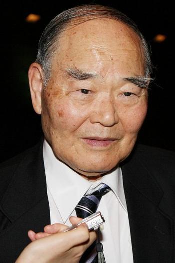 Мастер дзюдо Матсукадж Нозака