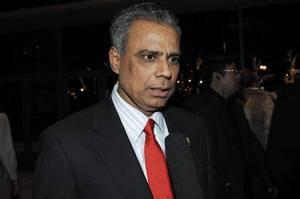 Спикер Генеральной Ассамблеи Нью-Джерси Упендра Чивукула.