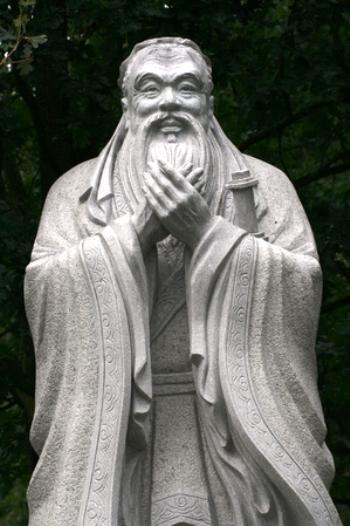 Что сказал бы Конфуций о «гармонии» Китая, при 200 беспорядках в день? Фото: Tina Siemens /pixelio.de