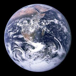 «Совсем не как «мать Земля», а как бесценное сокровище» Фото: NASA