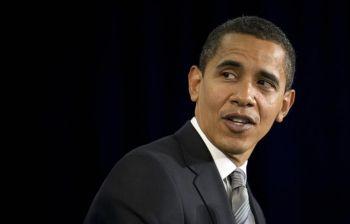 Избранный, но ещё не вступивший в должность, президент Барак Обама. Фото: Jim Watson /AFP /Getty Images