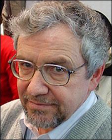 Борис Дубин - руководитель отдела социально-политических исследований Аналитического центра Ю. Левады. Фото: Би-Би-Си