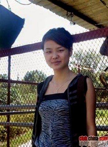 Дэн Ицзяо. Фото из Интернета