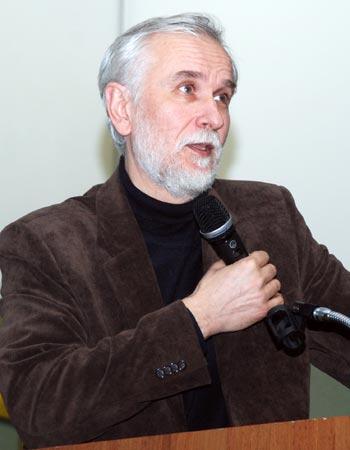 Доктор философских наук, ведущий научный сотрудник Института философии РАН Владимир Буданов: