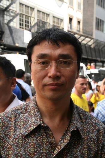 Профессор Сунь Яньцзюнь. Фото: Великая Эпоха (The Epoch Times)