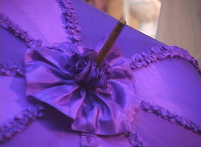 Французские зонтики. Фото: Оксана Хан. Великая Эпоха.