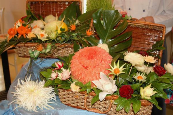 IX Международный фестиваль цветов «Императорский букет», г.Павловск. Фото:Ирина ОШИРОВА/Великая Эпоха