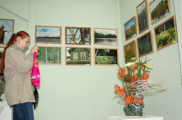 Фотовыставка «Открытка из Сестрорецка». Фото: Ирина ОШИРОВА/Великая Эпоха