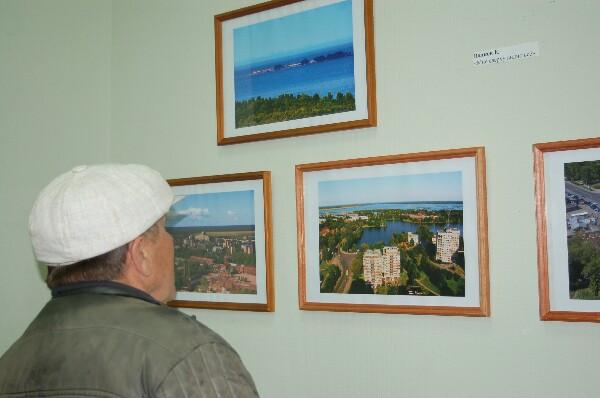 Фото «Мне сверху видно все» Евгения Волкова. Фото:Ирина ОШИРОВА/Великая Эпоха