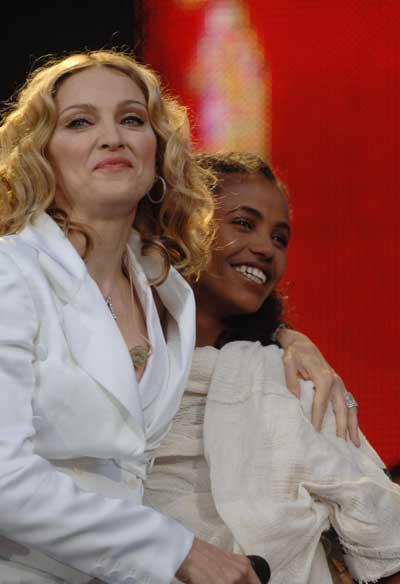 Мадонна. Фото: PAUL BARKER/Getty Images