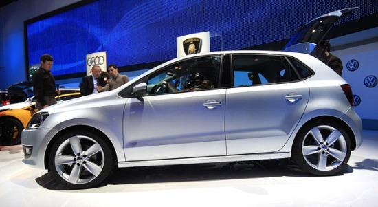Volkswagen Polo. Фото Ленты.Ру