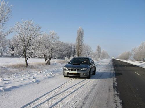 Мир из окна автомобиля. Фото: Ирина Рудская/Великая Эпоха
