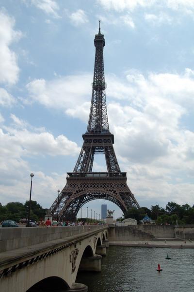 Эйфелевая башня.