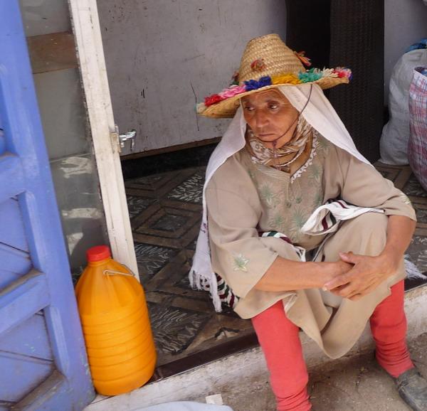Голубой город Шауин - жемчужина Марокко. Фото: Наталья Орьен. Великая Эпоха (The Epoch Times)