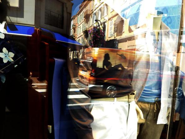 Вид  романтического стиля французской улицы Rue dAntibes  из окна.Фото: Kristian Dowling/Getty Images