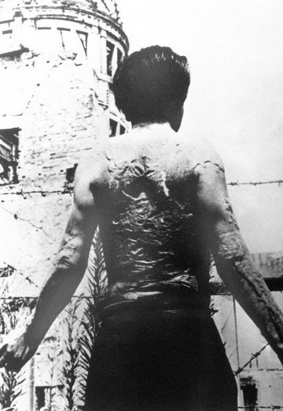 Чудовищная трагедия произошла в Хиросиме и  Нагасаки 60 лет назад/AFP PHOTO