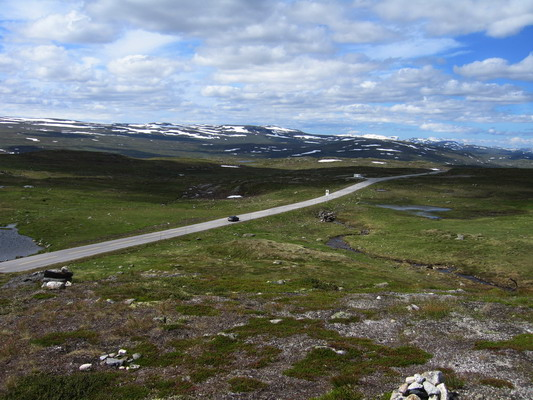 Дорога Хардангервидда, Норвегия. Фото: Ирина Рудская/ Великая Эпоха