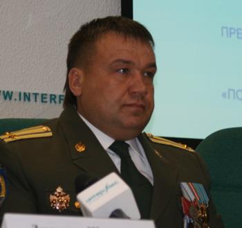 Вице-президента Ассоциации ветеранов подразделения антитеррора