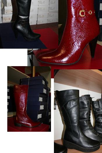 Обувное производство С.Люкс предлагает натуральную и удобную обувь только оптовым компаниям. Фото: Оксана Щеткина/Великая Эпоха