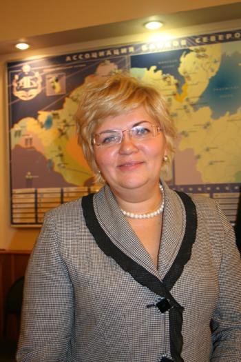 Белякова Марина Викторовнa, зав сектором нотариальной палаты Санкт-Петербурга.Фото: Великая Эпоха