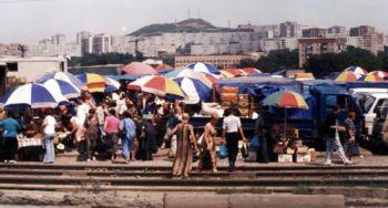 Один из рынков Владивостока. Фото с foto.primkray.ru