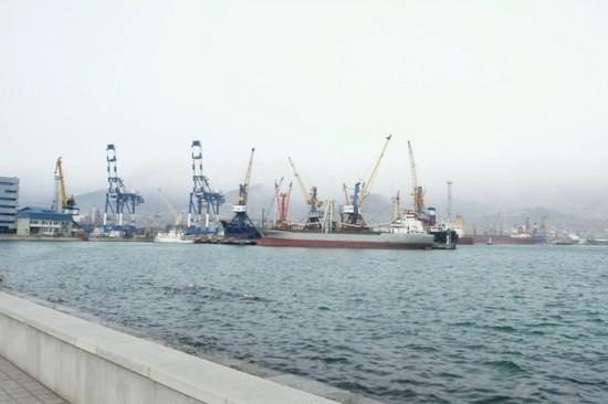 Новороссийский порт. Фото: Великая Эпоха