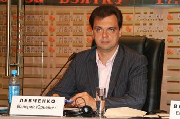 Заместитель Генерального директора РАМИ «РИА Новости» Валерий Левченко. Фото: Анатолий Белов/Великая Эпоха
