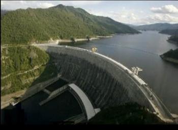 Саяно-Шушенская ГЭС (фото:телевидение NTDTV)