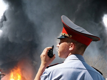 Взрывы в Грозном устроили смертники на велосипедах. Фото c rusnews.cn
