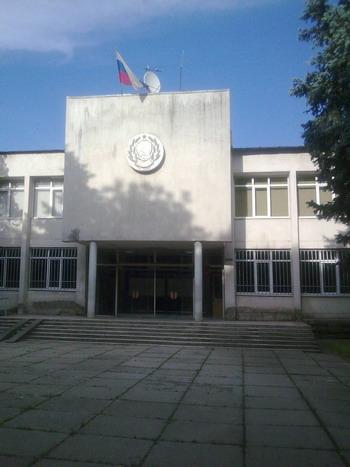 Здание Первомайского суда. Фото: Великая Эпоха