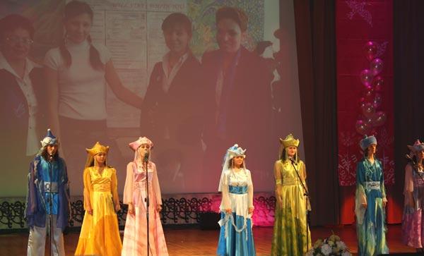 Церемония открытия Всероссийского молодежного научного форума «Шаг в будущее». Фото: Ульяна Ким/Великая Эпоха
