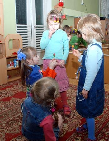 В Москве семейные сады тесно взаимодействуют с государственными садами. Фото: Юлия Цигун/Великая Эпоха