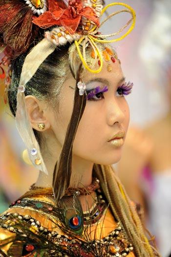 Фото предоставлено пресс-службой Общественного фонда содействия развитию косметологии, парикмахерского искусства и эстетики «Невские Берега»