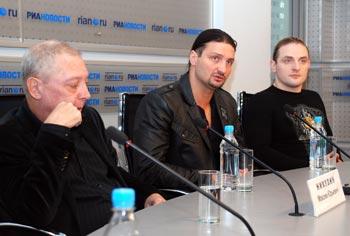 Участники пресс-конференции: «Цирк всегда был отражением ситуации в стране». Фото: Юлия Цигун/Великая Эпоха
