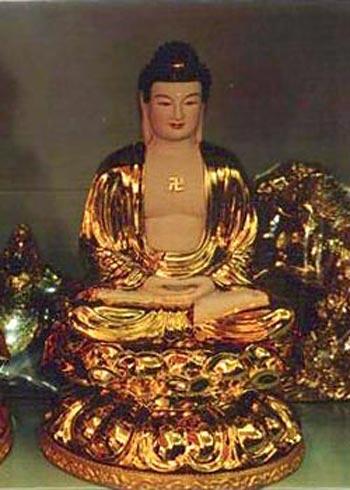 Сингапур. Статуэтка Будды. Фото с сайта secretdoctrine.ru