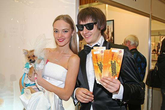 Мир свадьбы и Выпускной бал-2009. Фото: Анатолий Белов/Великая Эпоха