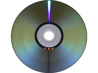 Внешний вид DVD. Фото пользователя Tene с wikipedia.org
