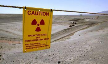 Ханфордская ядерная резервация рядом с Ричлэнд. Использовалась для отбросов, строительных материалов и отходов в объеме 600 000 тонн ежегодно. Фото: Jeff T. Green /Getty Images